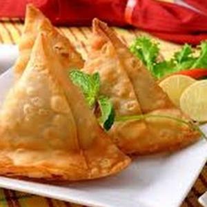Punjabi Vegetable Samosa Image