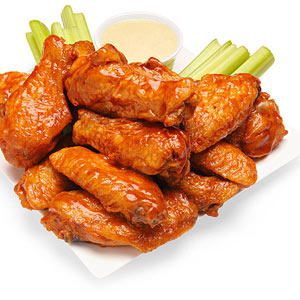 Classic Chicken Wings Image