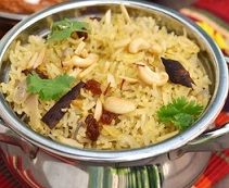 Gongura Vegetable Biryani Image