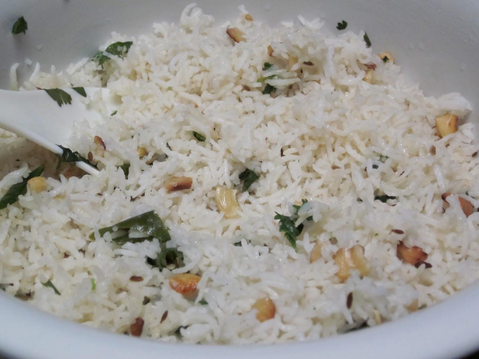 Jeera Rice Image