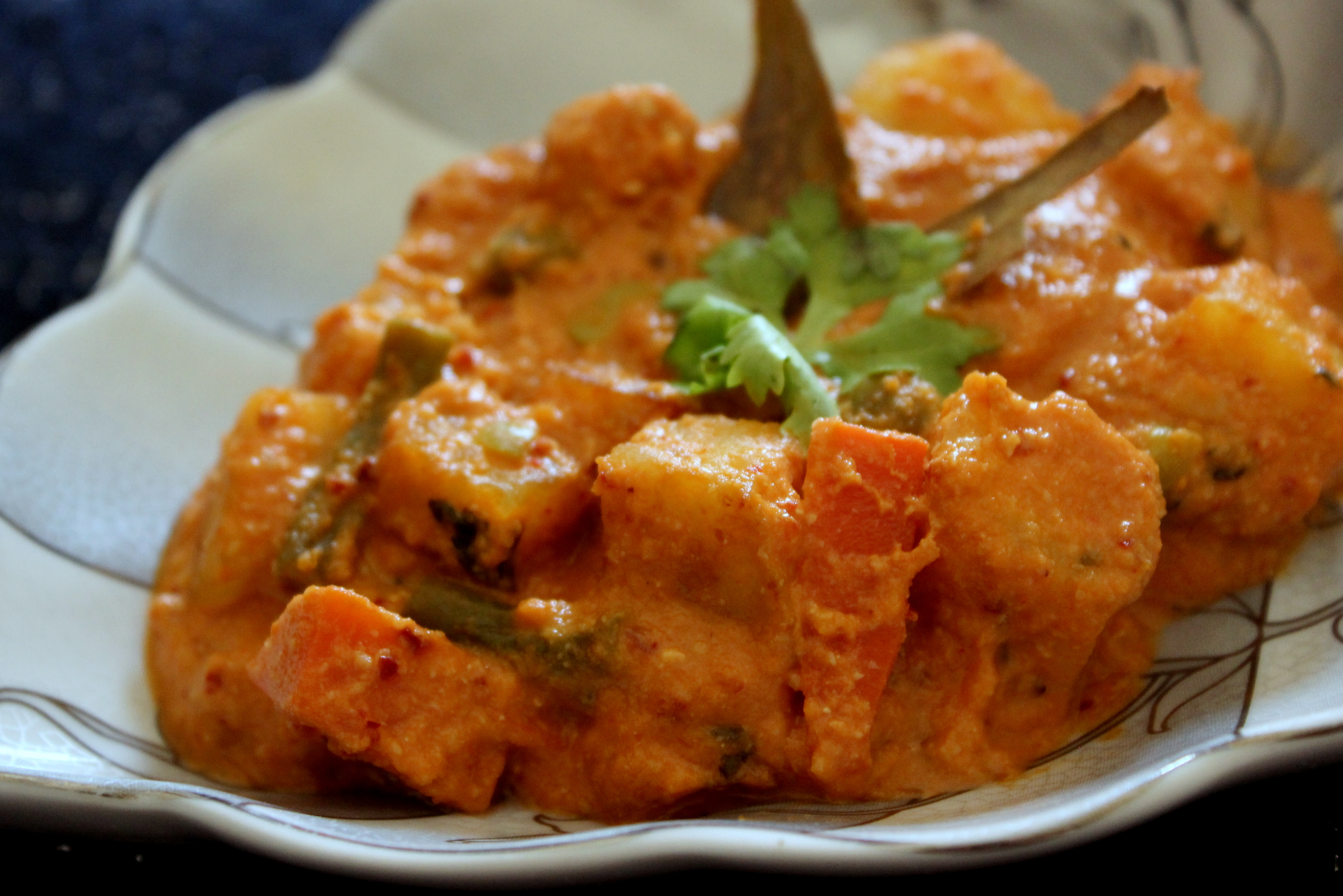 Vegetable Makhani Image
