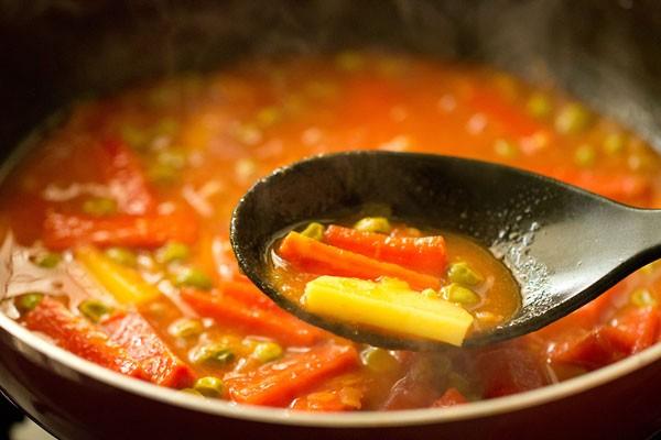 Kadai Vegetable Image