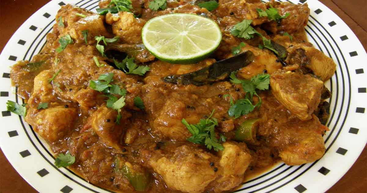 Chicken Chettinad Image