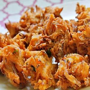Andhra Onion Pakora