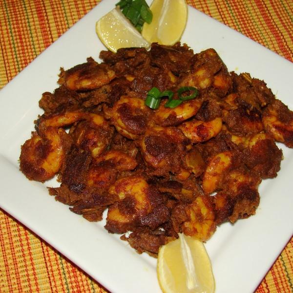 Chilli Fried Shrimps Image