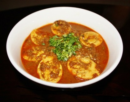 North Indian Egg Curry Image