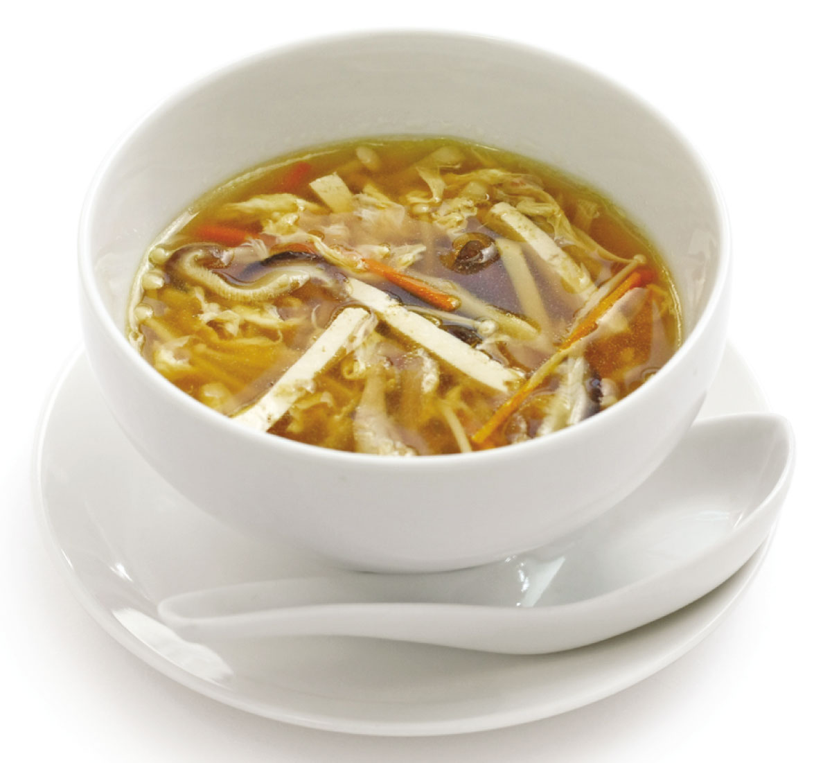 Hot and Sour Soup Chicken Image
