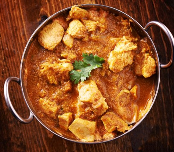 Punjabi Chicken Tikka Masala Image