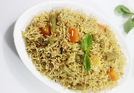 Vegetable Dum Biryani Image
