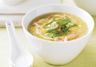 Sweet Corn Soup Chicken Image