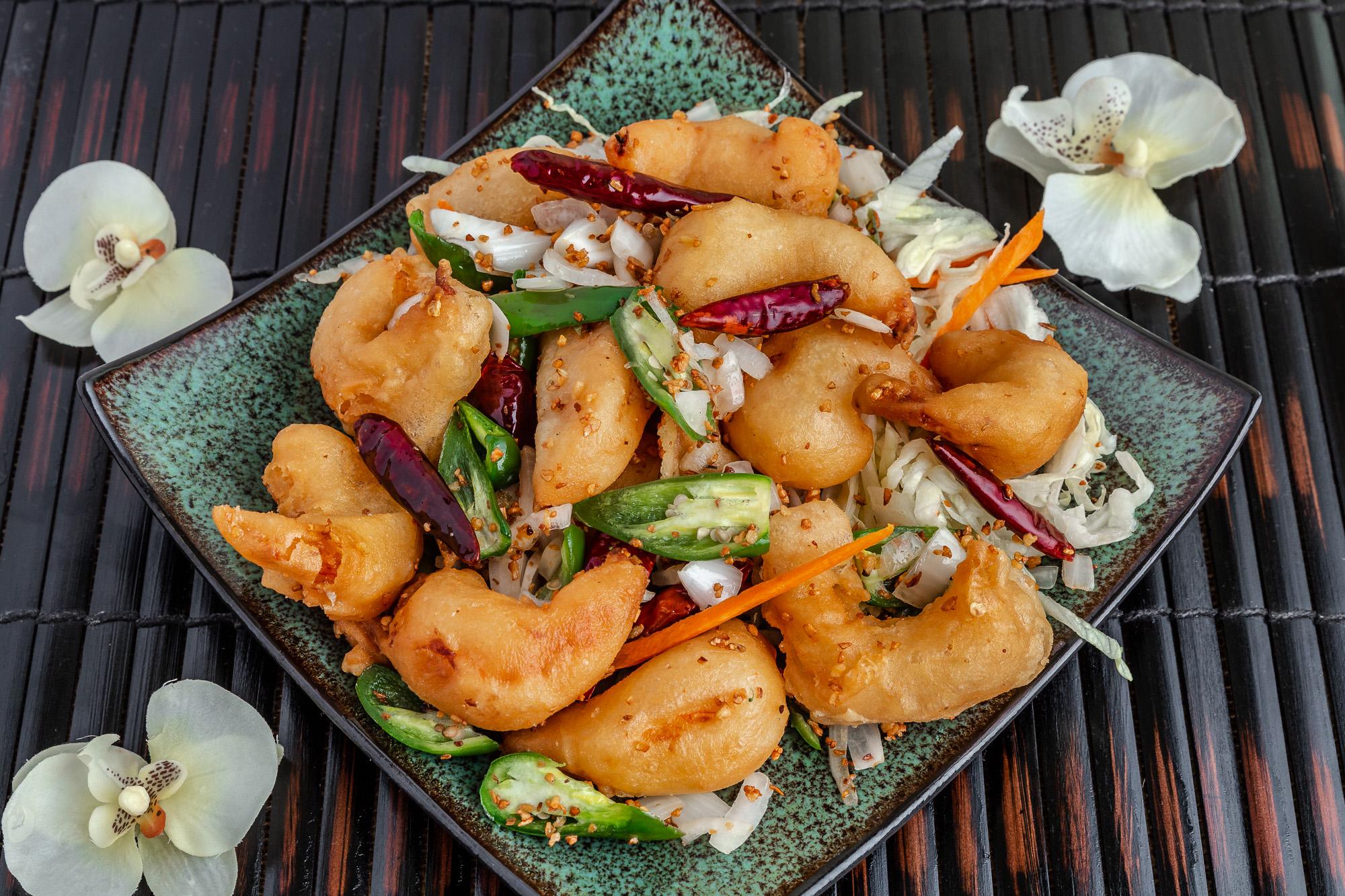Salt & Pepper Shrimp Image