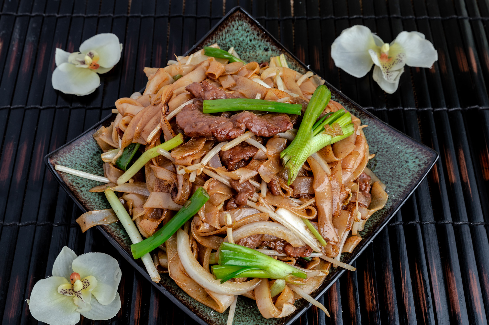 Beef Rice Noodles Image