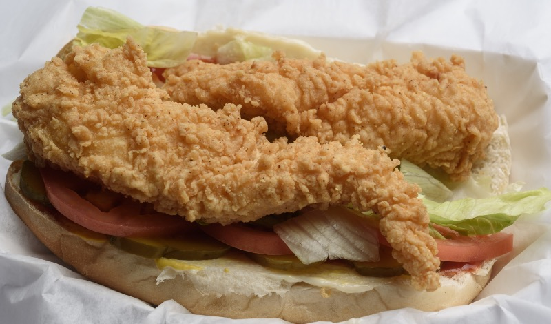 54. Fish Po-Boy Image
