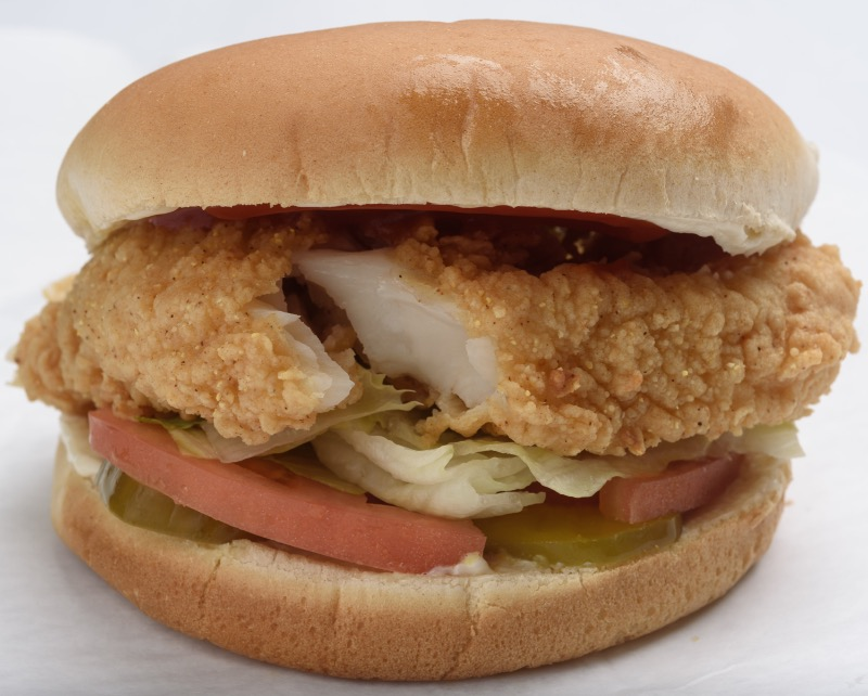 47. Fish Sandwich Image