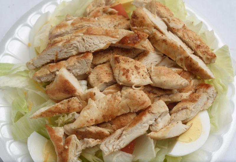 75. Grilled Chicken Salad