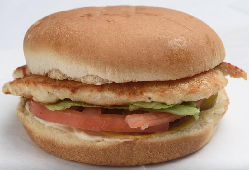 48. Grilled Chicken Sandwich Image