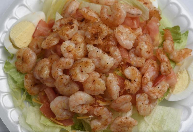 74. Grilled Shrimp Salad Image