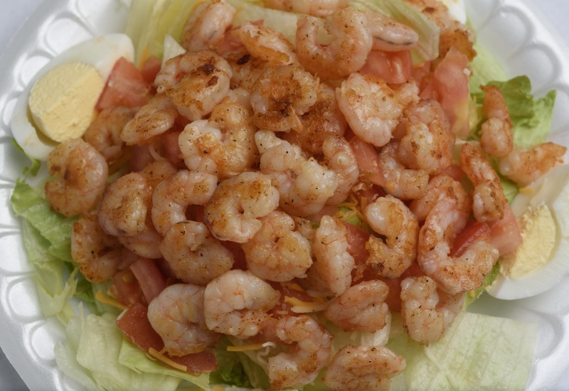 74. Grilled Shrimp Salad Image