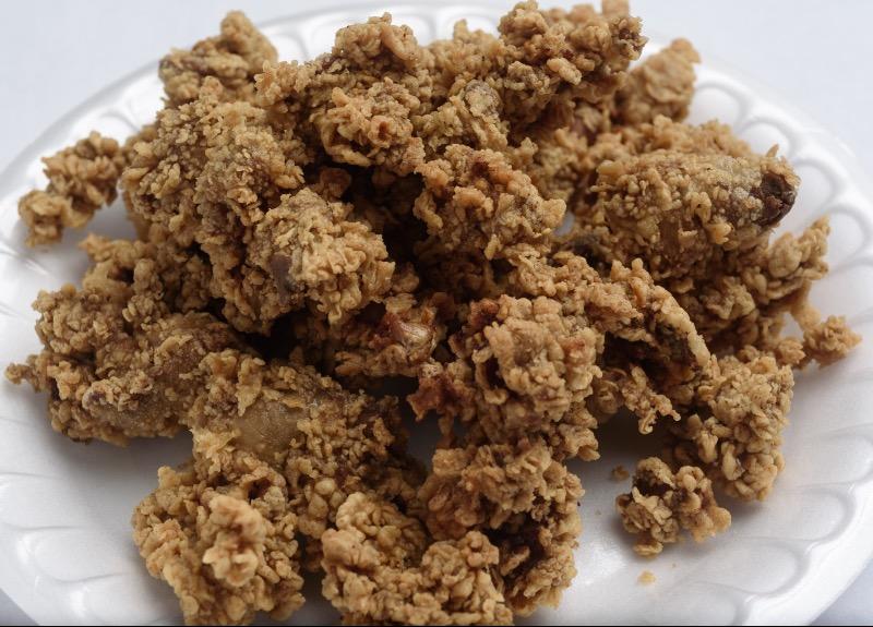 63. Chicken Liver Platter