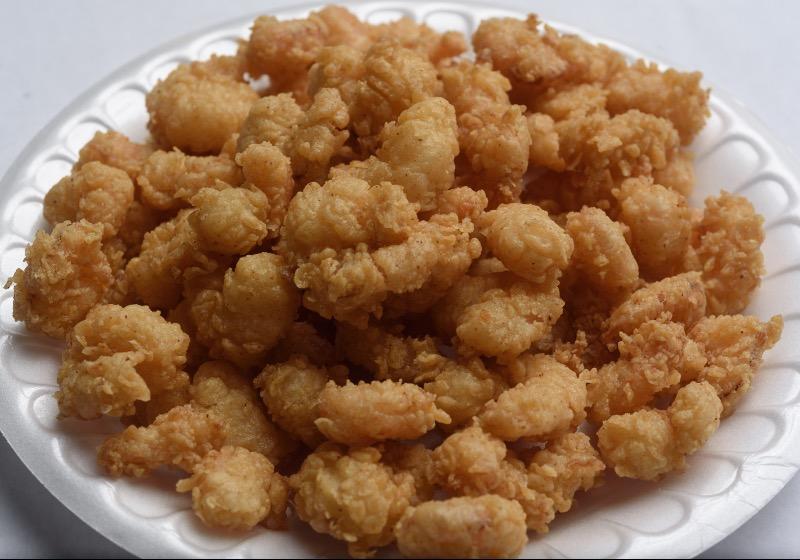 29. Popcorn Shrimp Platter