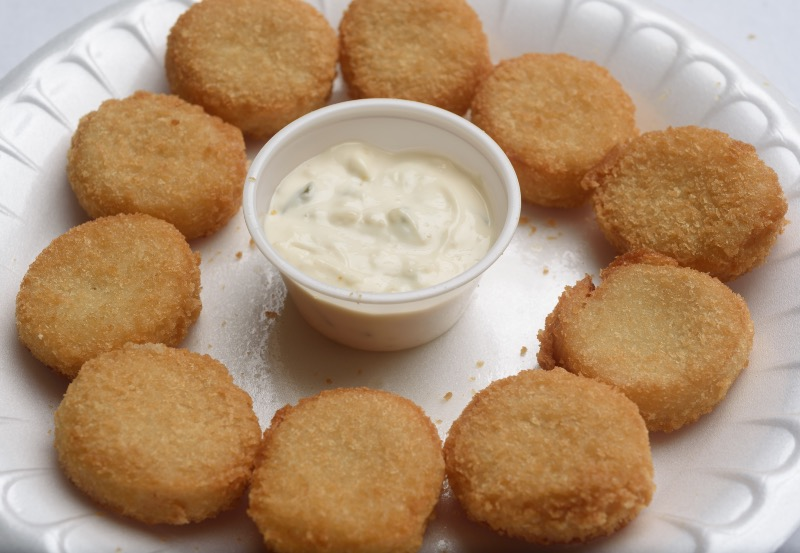 13. Fried Scallops (10) Image