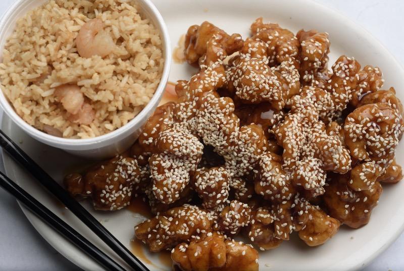 94. Large Order Sesame Chicken