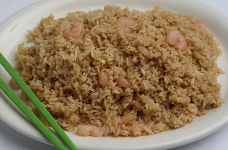 01. Shrimp Fried Rice
