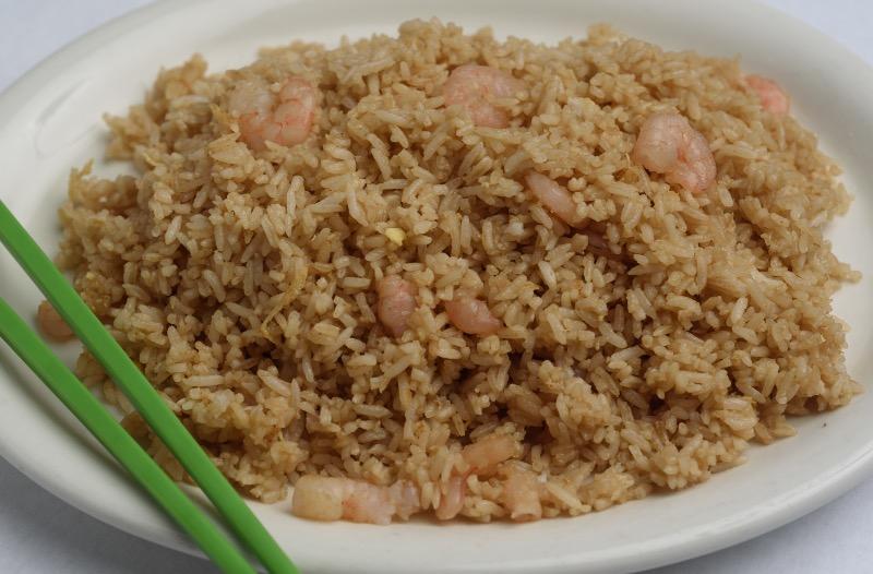 01. Shrimp Fried Rice Image
