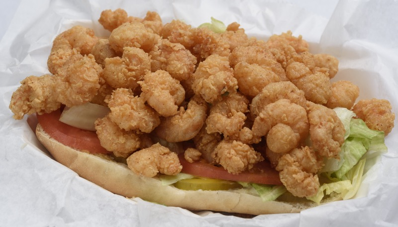 53. Shrimp Po-Boy Image