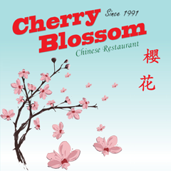 Cherry Blossom Chinese - Charlotte