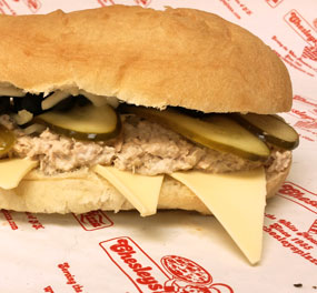 Tuna Fish Sub Image