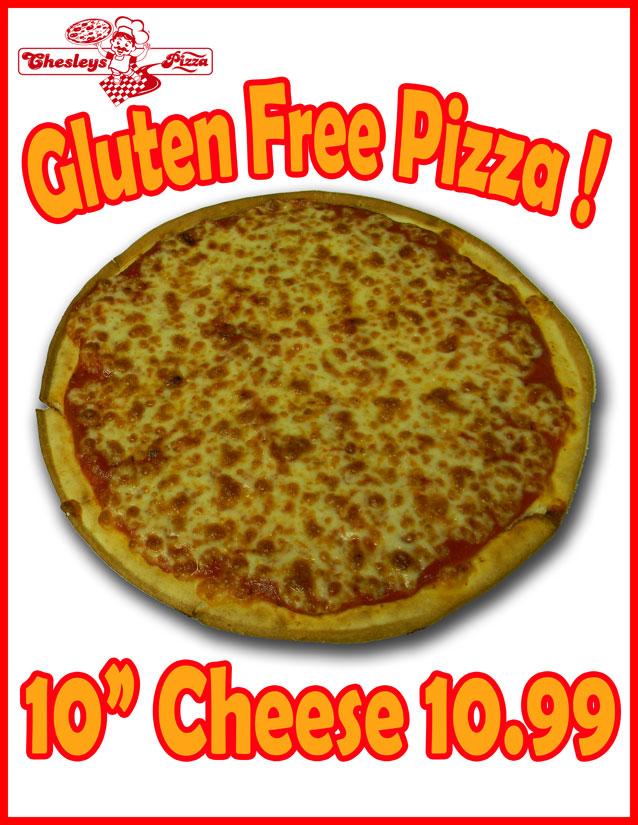 Gluten Free Pizza! Image