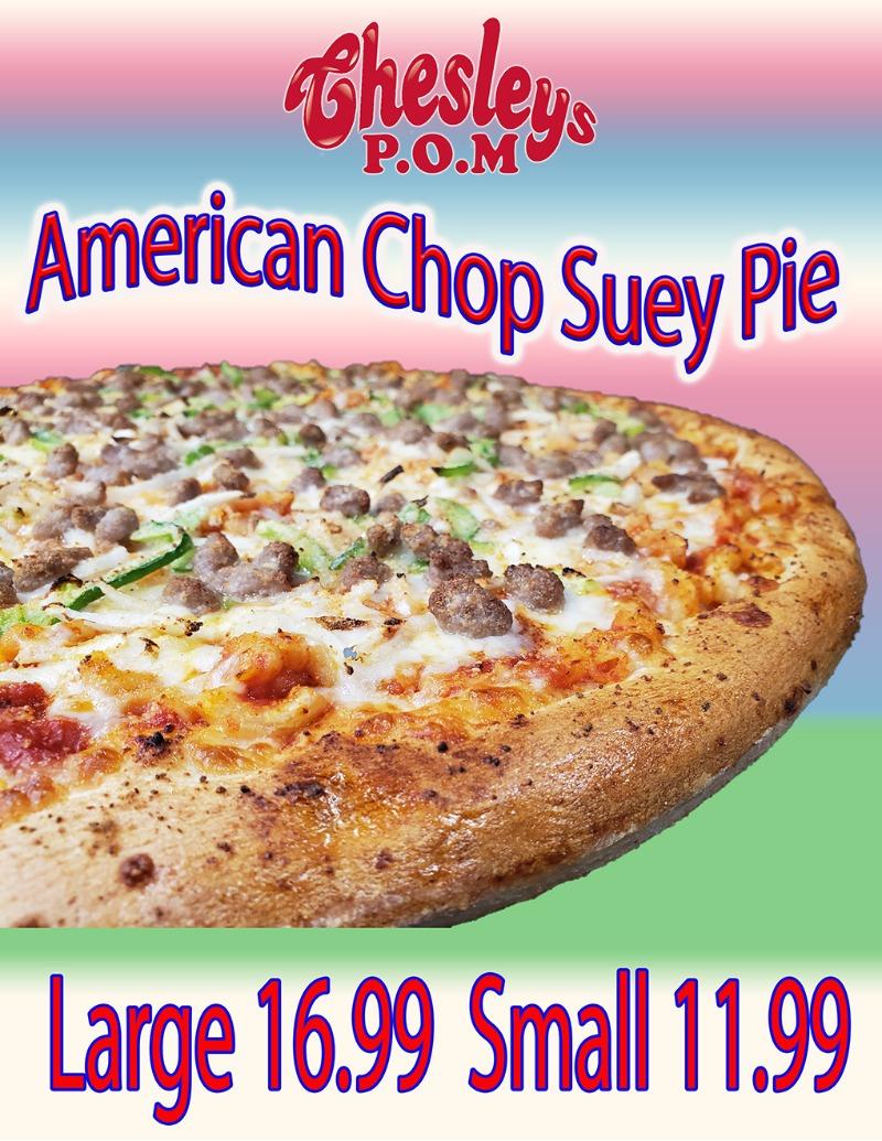American Chop Suey Pie Image