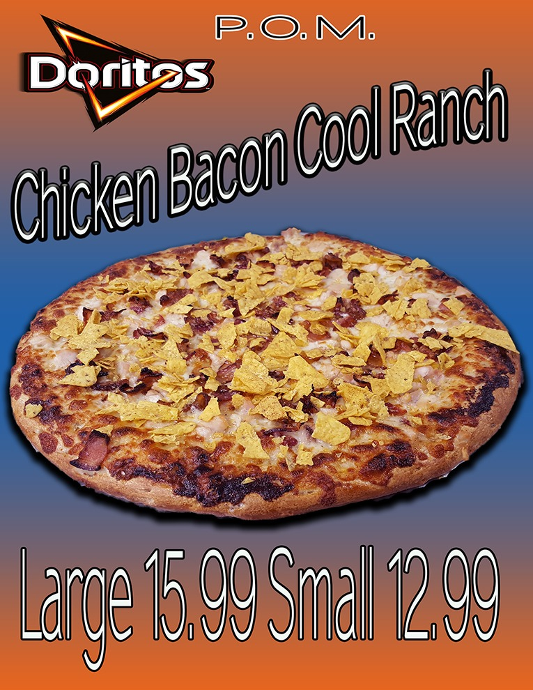 Chicken Bacon Cool Ranch Image