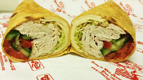 Turkey Wrap Image