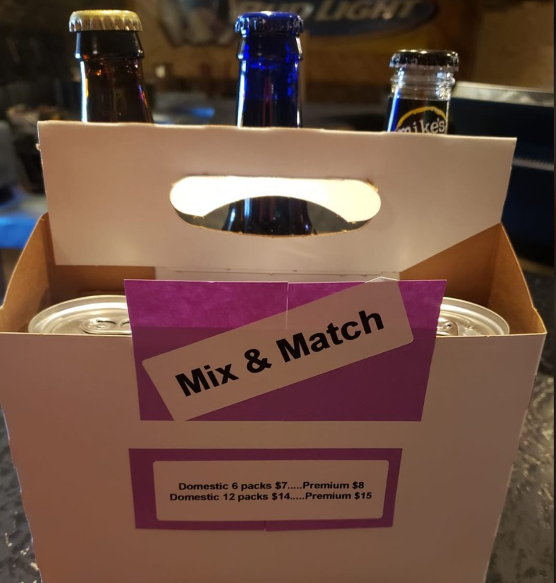 Mix and Match Beer Special