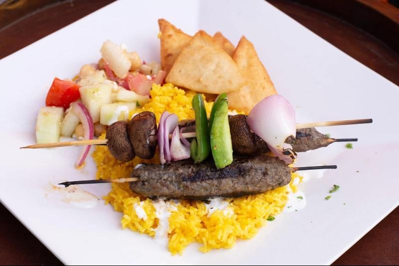 Grilled Kefta Combo Image