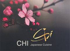 Chi Japanese Cuisine - Oak Ridge North