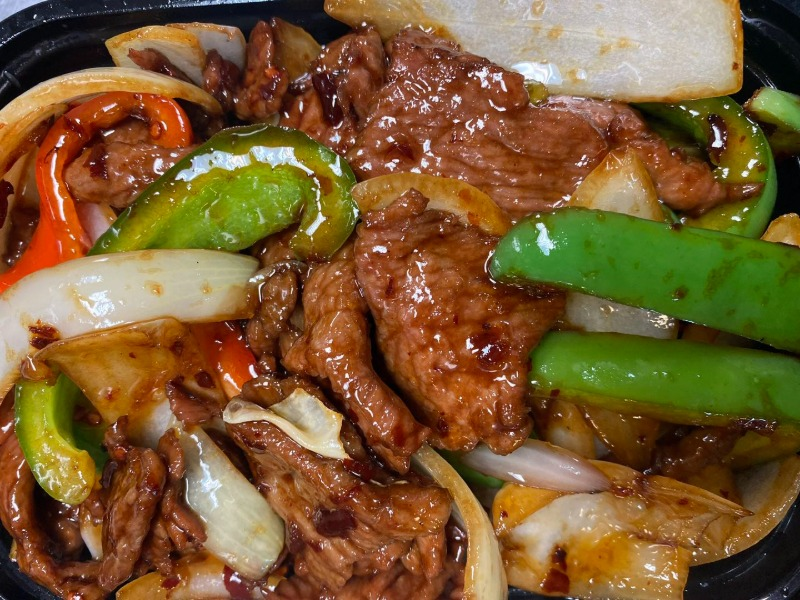 B6. Mongolian Beef Image