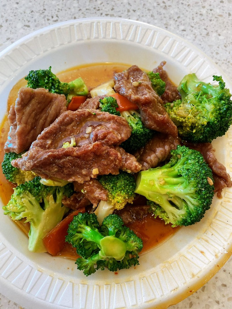 B1. Broccoli Beef Image