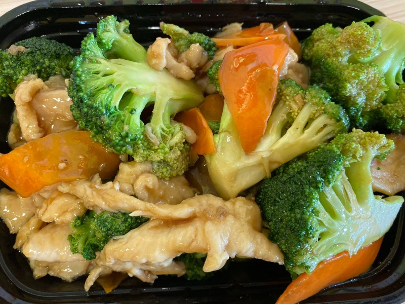 C7. Broccoli Chicken Image