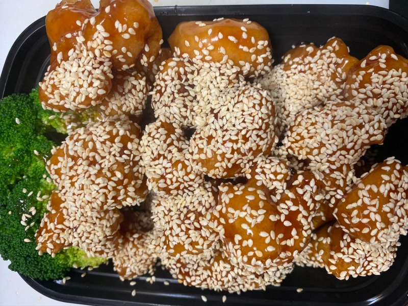 C10. Sesame Chicken Image