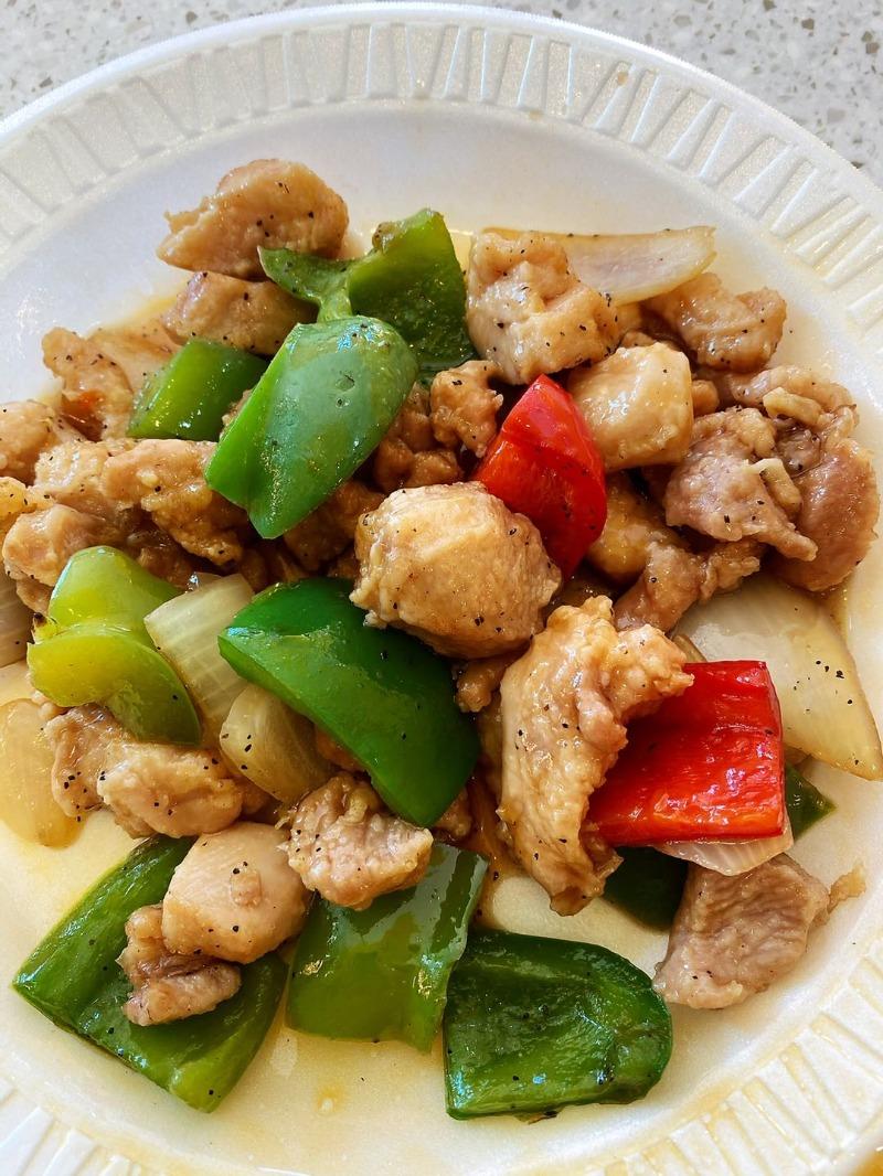 C5. Black Pepper Chicken Image