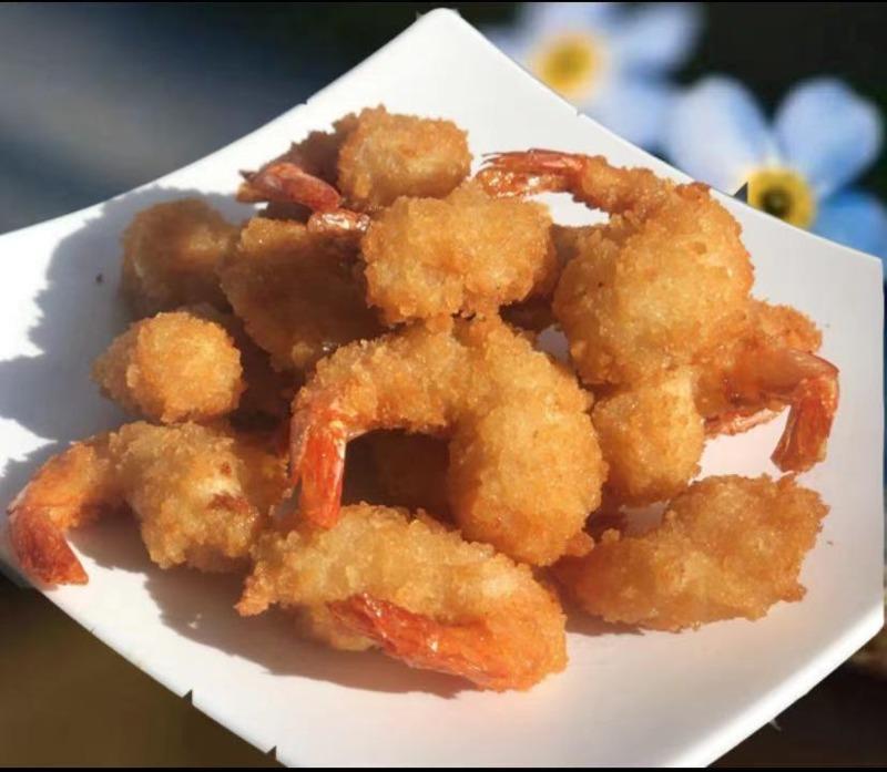 16. Fried Baby Shrimp
