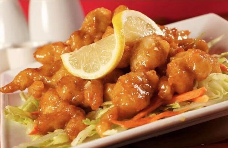 L24. Orange Chicken