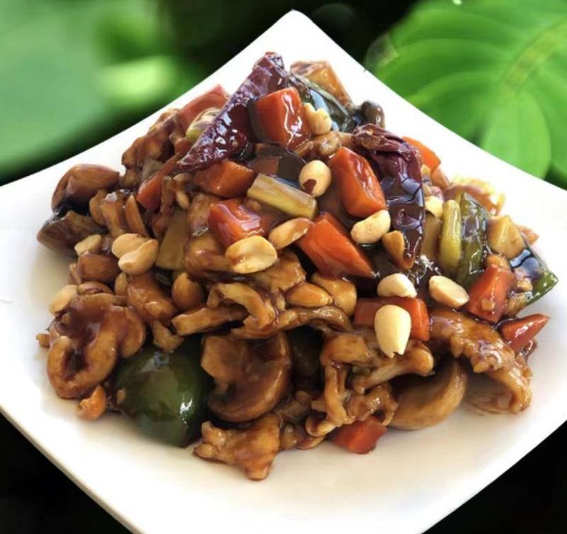 L18. Kung Pao Chicken