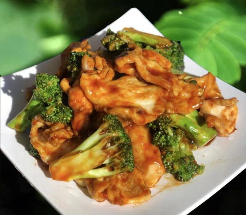 L12. Chicken w. Broccoli Image