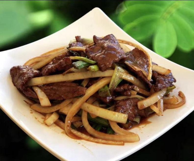 L33. Mongolian Beef