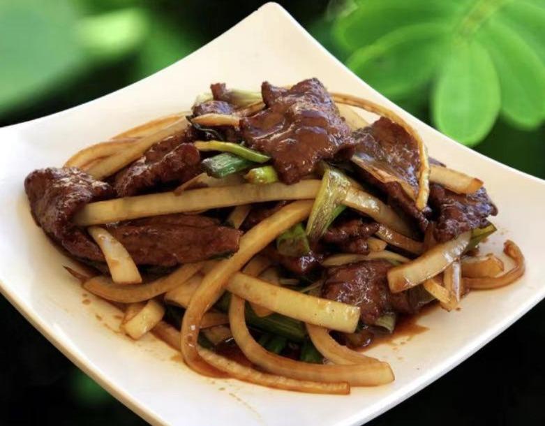 L33. Mongolian Beef Image
