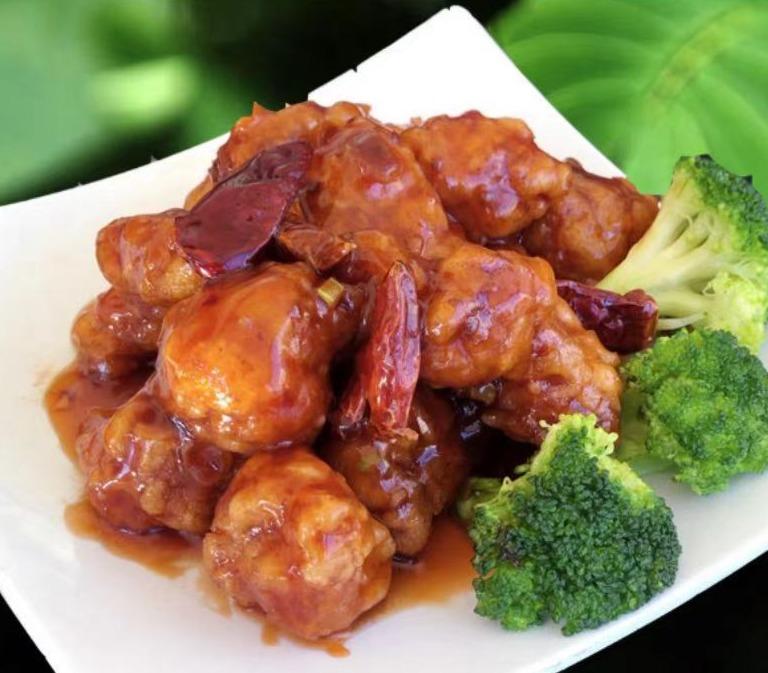 L11. General Tso's Chicken Image